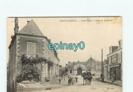 36 - CHATEAUROUX -  VENTE à PRIX FIXE - Saint Denis - Le Dépot De Mendicité - Mendiant - Chateauroux
