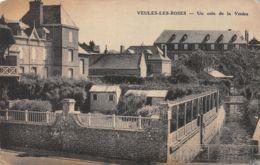 76-VEULES LES ROSES-N°1077-F/0097 - Veules Les Roses