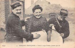 62-DOUANE FRANCAISE-N°1077-G/0067 - Autres Communes