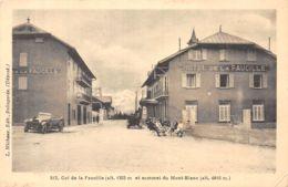 01-COL DE LA FAUCILLE-N°1077-G/0199 - France