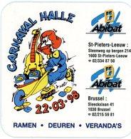 Belgium. Carnaval Halle. 22.03.1998. Abibat Sint-Pieters-Leeuw En Brussel. Waterlomat. Bxl. Jarvis Porter Group PLC. - Sous-bocks