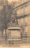 Charleville Mézières Monument Aux Morts 1870 - Charleville