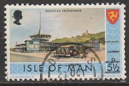 Isle Of Man 1975 New Values 5½ P Multicoloured SW 47 O Used - Isle Of Man