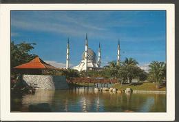 MALAYSIA SULTAN SALHUDDIN MOSQUE, PC, Circulated - Malaysia