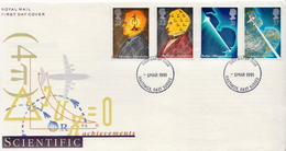 Great Britain Set On FDC - Unclassified