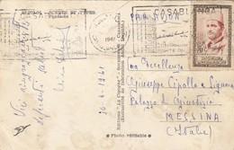 MAROCCO / ITALIA  -  Viaggiata _ 1961 - Marocco (1956-...)