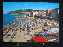 AN 154 - Italie -  Gabicce - La Spiaggia - Circulé 1977 - Italy