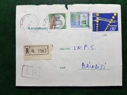 (16671) STORIA POSTALE ITALIA 1988 - 6. 1946-.. Repubblica