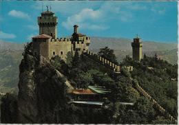 CPM Saint Marin, Seconda E Terza Torre - Saint-Marin