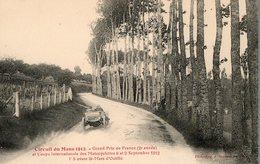 Circuit Du Mans, 1912 - Saint Mars D'outillé - Sport Automobile