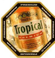 Espana. Islas Canarias. Tropical Premium. First Quality. Color. Cuerpo. Sabor. Estilo. Spain. - Portavasos