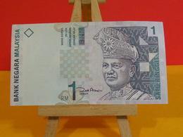 Malaysie - Billet - BANK NEGARA MALAYSIA - (1) - Maleisië