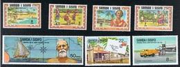 Lot Verschiedene Jahrgänge Alles Postfrisch Xx Siehe Scan - Samoa (Staat)