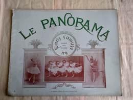 LE PANORAMA - PARIS QUI S'AMUSE N° 9 . PARIS QUI DANSE. - - Art