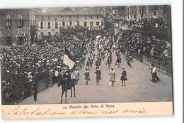 16921 01 PALIO DI SIENA - Manifestations