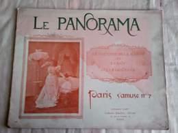 LE PANORAMA HEBDOMADAIRE PARIS QUI S AMUSE N°7 LE COUCHER DE LA MARIEE ET LE BAIN DE LA PARISIENNE - Art