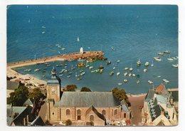 PIRIAC SUR MER --1978--Vue Aérienne--Le Port Et L'église (phare,bateaux) - Piriac Sur Mer