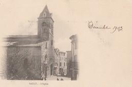 CPA 84 SAULT L'EGLISE  1903 - France