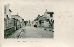 91. ESSONNE - CHAMARANDE. Grande Rue. - France