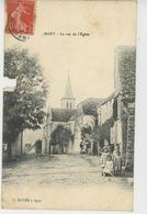AGEY - La Rue De L'Eglise - Other Municipalities