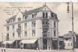 COLMAR: Hôtel Bristol Gegenüber Dem Bahnhof - Colmar
