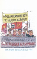 ALLEANZA NAZIONALE  /  SATIRA POLITICA - Satira