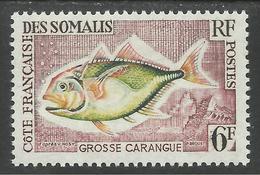 COTE FRANCAISE DES SOMALIS 1962 YT 307** - SANS CHARNIERE NI TRACE - Côte Française Des Somalis (1894-1967)