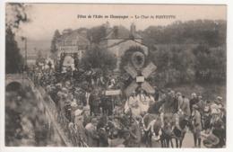 ° 10 ° BAR SUR SEINE ° Char De Fontette ° Fête De L'Aube En Champagne ° - Bar-sur-Seine