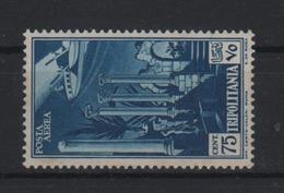 Tripolitania 1930 Soggetti Africani P.a.75 C. MNH - Tripolitania