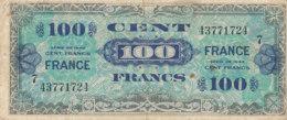BILLET DE  100 FRANCS  SERIE DE 1944 - France