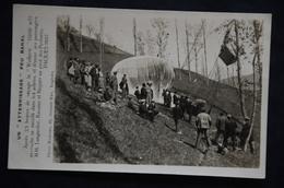 ATTERRISSAGE PEU BANAL La WALKYRIE Accroche Sa Nacelle Dans Les Arbres  Passagers : Languedoc Ravine Noguer  PAQUES 1927 - Montgolfières