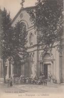 CPA Draguignan - La Cathédrale (avec Jolie Animation) - Draguignan