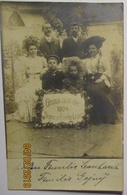 Tschechien Böhmen Und Mähren, Sommerfrische Leipa Fotokarte 1904 (24427) - Böhmen Und Mähren