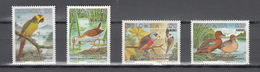 Colombia 1994,4V,set,birds,vogels,vögel,oiseaux,pajaros,uccelli,aves,,MNH/Postfris,(A3696) - Unclassified