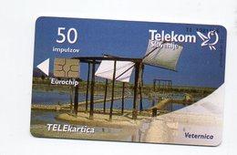 Telekom Slovenije 50 Impulzov - Veternica - Slovenia