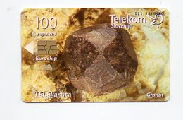 Telekom Slovenije 100 Impulzov - Granat - Slovenia
