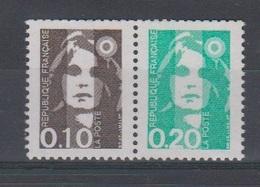 1990-N° P2617** MARIANNE DU BICENTENAIRE - Neufs