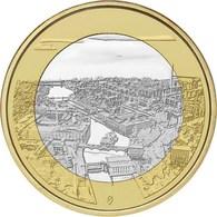 """FINLANDIA  5€ 2.018  2018  Bimetálica """"TAMMERKOSKIF""""  SC/UNC T-DL-12.259 - Finlandía"""