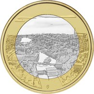 "FINLANDIA  5€ 2.018  2018  Bimetálica ""TAMMERKOSKIF""  SC/UNC T-DL-12.259 - Finland"