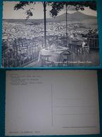 Cartolina Napoli - Panorama Dal Ristorante Renzo E Lucia. Non Viaggiata - Napoli