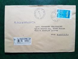 (16734) STORIA POSTALE ITALIA 1989 - 6. 1946-.. Repubblica