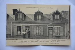 """Le CROTOY-""""le Colibri """"et """"cocorico"""" Rue Des Chalets-un Chiffre Ecrit Dessus 900 Et 1800(prix De La Location??) - Le Crotoy"""