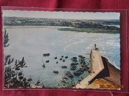 CPSM - Erquy - La Jetée Et Le Port - Erquy
