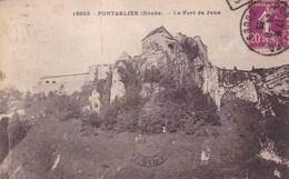 PONTARLIER LE FORT DE JOUX (dil297) - Pontarlier
