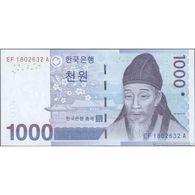 TWN - SOUTH KOREA 54a - 1000 1.000 Won 2007 EF XXXXXXX A UNC - Corea Del Sud