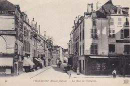 CHAUMONT LA RUE DE CHOIGNES (dil297) - Chaumont
