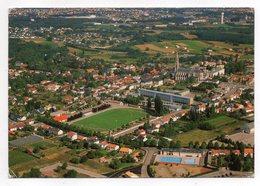 VERTOU --1993--Vue Générale Aérienne (piscine , Stade De Football ).....à Saisir - France