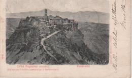 Civita Bagnorea ( Bagnoregio) Panorama - Viterbo