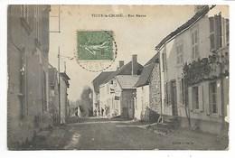 VITRY Le CROISE 1924 Rue NEUVE Clich. BAILLY Aube En Champagne Près Essoyes Bar Sur Seine Vendeuvre Barse Troyes ... - Autres Communes