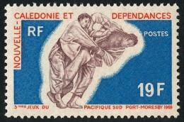 NOUV.-CALEDONIE 1969 - Yv. 361 ** SUP  Cote= 5,50 EUR - Sport : Judo ..Réf.NCE22978 - Neukaledonien